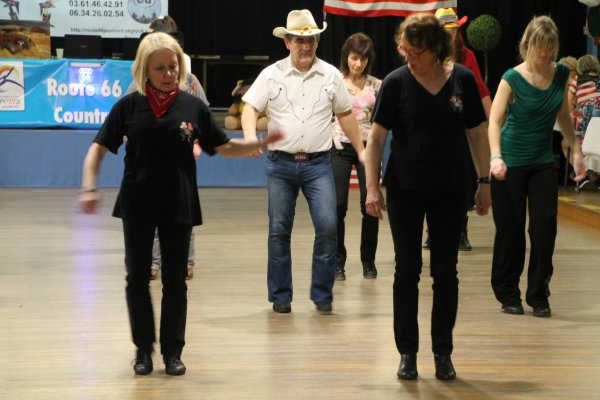 "26 mars 2016 : Bal country & Line dance de ""Route 66"" : photos 6"