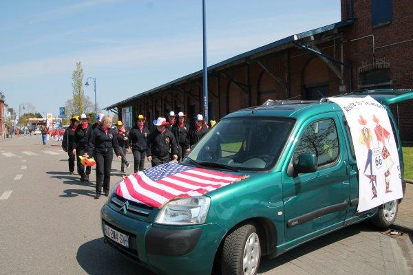 1er mai 2016 : 51ème parade trans-frontalière.photos.1