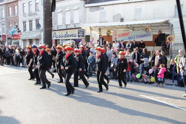 1er mai 2016 : 51ème parade trans-frontalière.photos.2