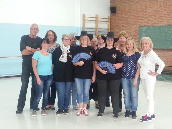 Distribution des chapeaux aux débutants