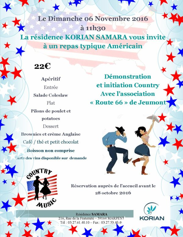 06 novembre 2016 : démonstration à Marpent