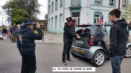 1er mai 2017 : Parade sans frontière Jeumont-Erquelinnes : photos.1