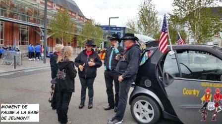 1er mai 2017 : Parade sans frontière Jeumont-Erquelinnes : photos.2