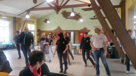 "Bal country le 26 mars 2017 avec le groupe ""Country Wind"" : Photos.2"