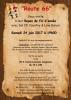 """Repas et bal CD de fin d'année de """"Route 66"""" à Jeumont 24 juin 2017"""