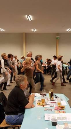 20 mai 2017: soirée country chez Astrid