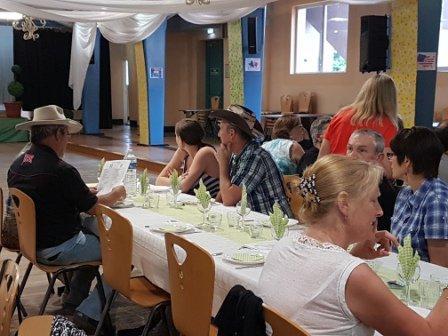"""Repas et bal CD de fin d'année de """"Route 66"""" à Jeumont 24 juin 2017 : photos.2"""