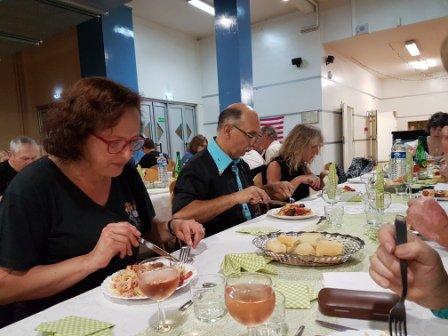 """Repas et bal CD de fin d'année de """"Route 66"""" à Jeumont 24 juin 2017 : photos.5"""