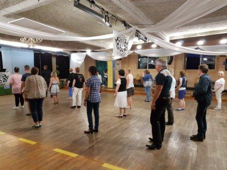 """Repas et bal CD de fin d'année de """"Route 66"""" à Jeumont 24 juin 2017 : photos.7"""