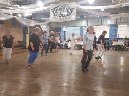 """Repas et bal CD de fin d'année de """"Route 66"""" à Jeumont 24 juin 2017 : photos.9"""