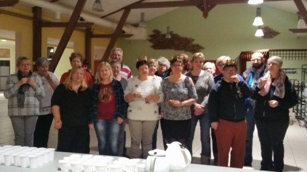 09 janvier 2018: Galttes de Rois à Jeumont