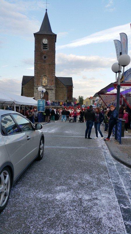 1er mai 2018 : Parade sans frontière Jeumont-Erquelinnes : Photos.3