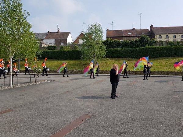 01er mai 2019 : Parade sans frontière Jeumont-Erquelinnes : Photos.3