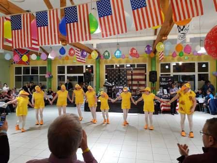 """""""Route 66"""" fête ses 10 ans le samedi 15 février 2020. Le show des """"Canards"""" fait avec les élèves - vidéo"""