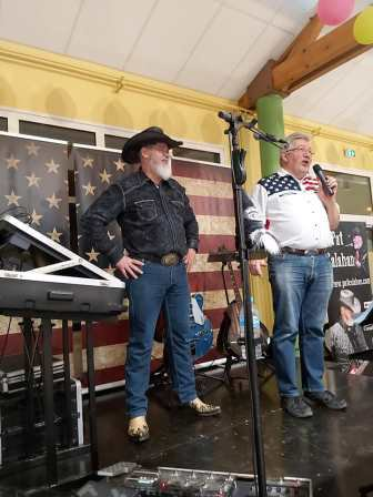 """""""Route 66"""" fête ses 10 ans le samedi 15 février 2020. Le bal du soir avec """"Pat Calahan"""".2"""