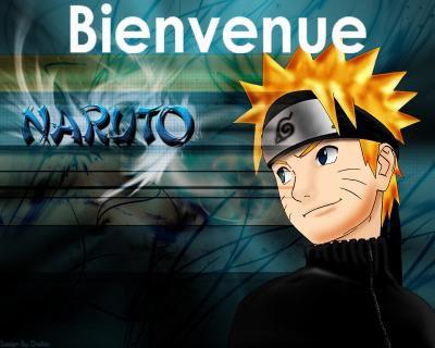 Bienvenue sur mon blog avec les présentations des personnages de Naruto