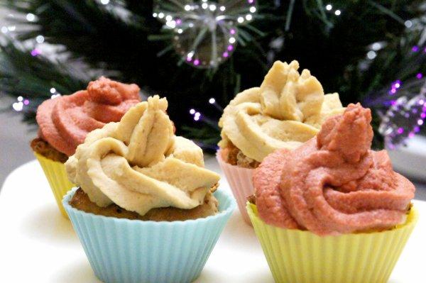 Cupcakes à l'Hommos