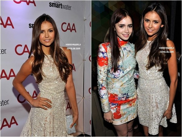 09/09/12 - Nina était invitée au Variety Studio, à Toronto.