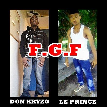 La Révolution / Le rap c'est maréne ( le Prince et Don Kryzo) (2013)