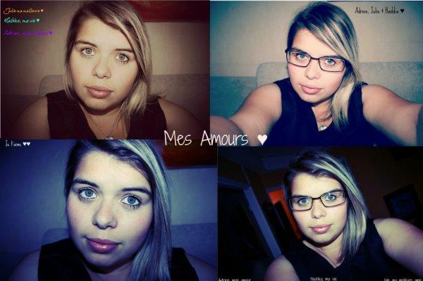 Jalousie.. :( ♥