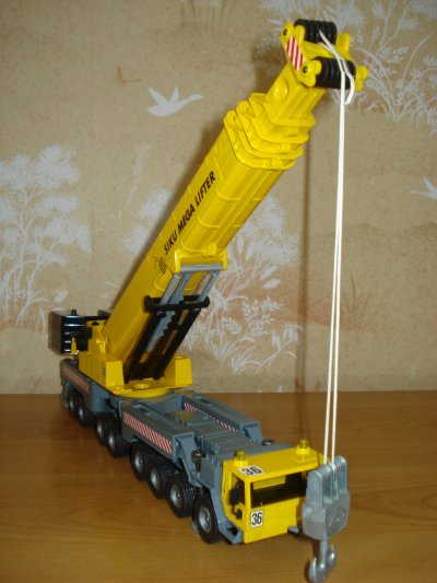 SIKU MEGA LIFTER Made in Germany
