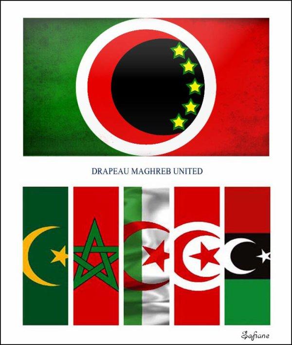 drapo maghreb