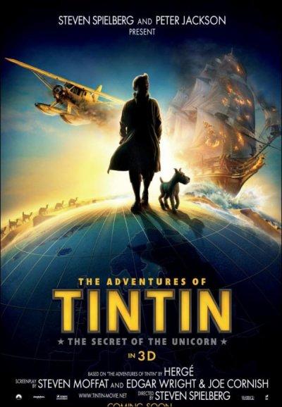 Bill pourrait faire la voix de Tintin.