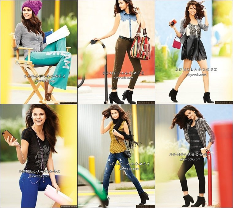 Shoot de la nouvelle ligne de vêtements Dream Out Loud – Fall Collection 2013.