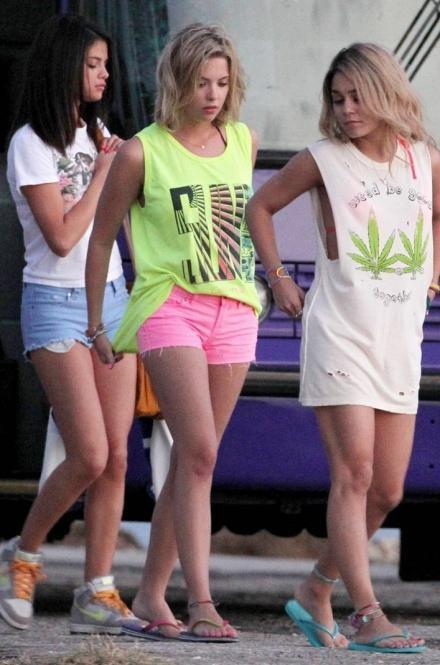 Vanessa Hudgens : Des relations très tendues avec Selena Gomez