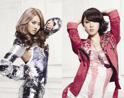 Que devient le projet de duo « Double Yoon » des 4minute ?