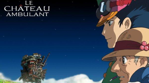~ Hayao Miyazaki : Le château ambulant
