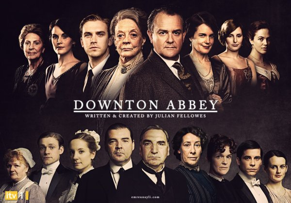 ~ Downton Abbey