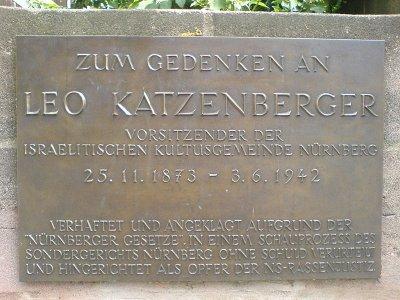 Procès Katzenberger