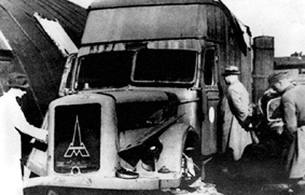 « Les camions de la mort »