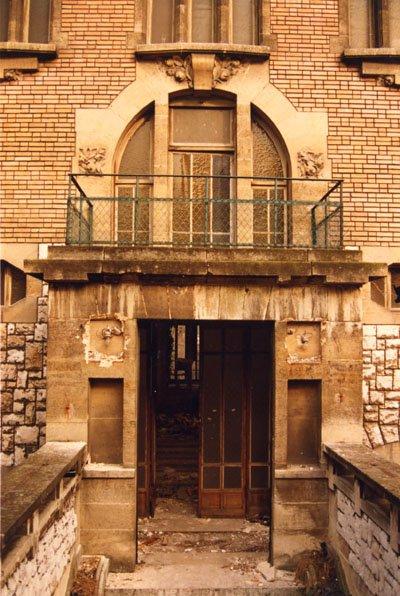 La Maison Demay quartier general de la gestapo