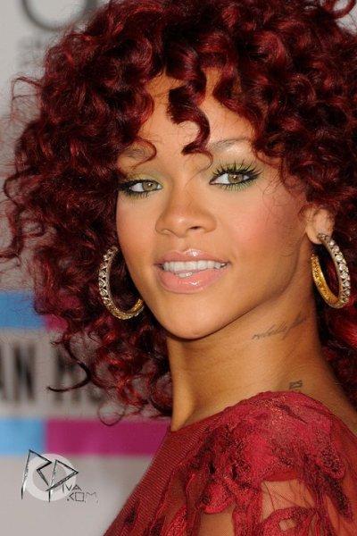 Rihanna American Music Awards 2010