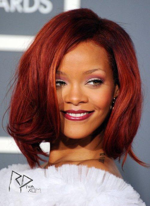 Rihanna aux Grammy Awards 2011