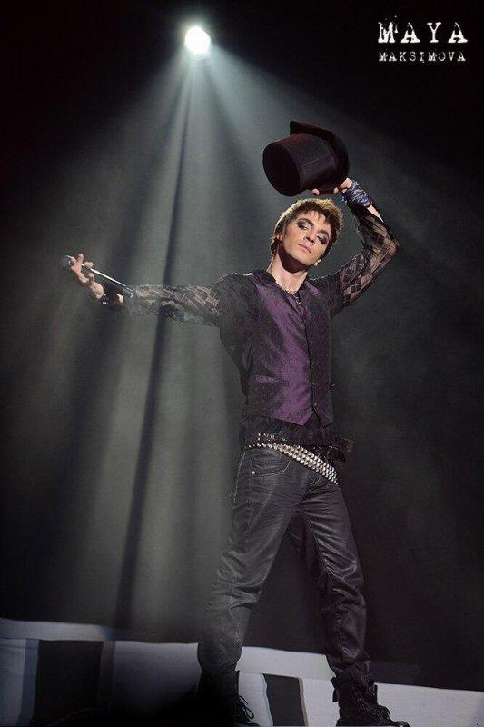Mozart l'Opéra Rock le Concert ! (du 8 au 16 Octobre 2013)