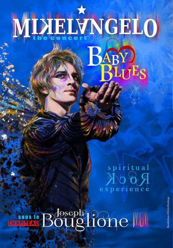 Baby Blues, Spiritual Rock Experience !
