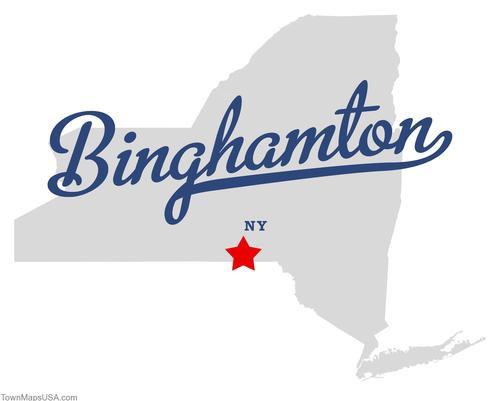 Binghamton, New York State