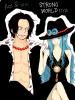 One Piece OC : Portgas D.Ace - Nojiko