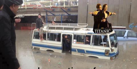 titanic en algerie