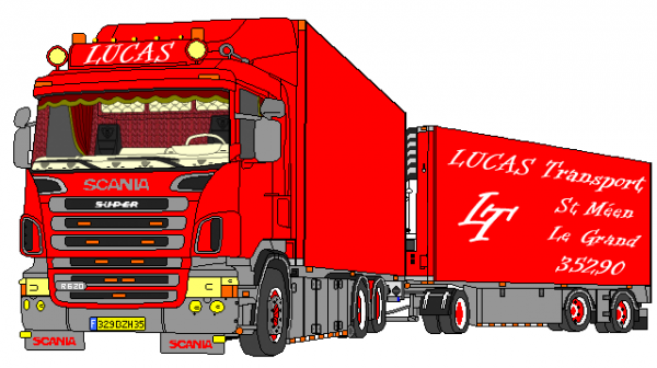 64 Dessin De Camion