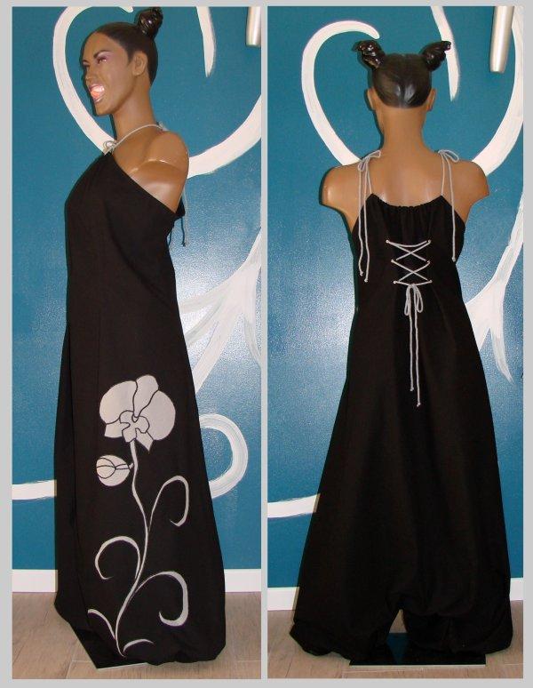 Modèles de robes sarouel