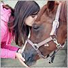Le cheval enseigne à l'homme la maitrise de soi, & la faculté de s'introduire dans les pensées et les sensations d'un autre être vivant . ♥
