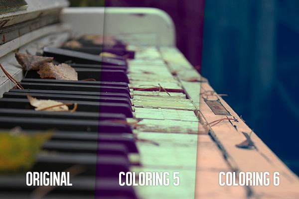 Coloring #5 et#6