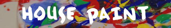 Sélection de polices d'écriture Paintbrush