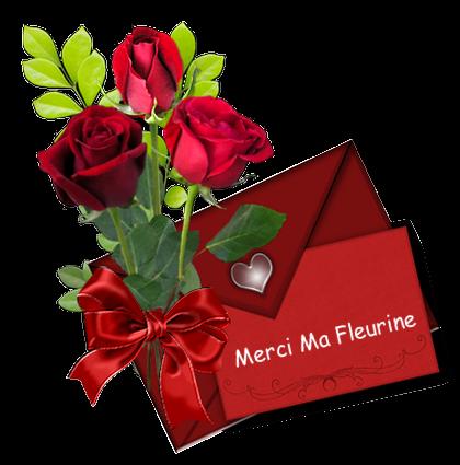 Mi-e dor de tine -Merci Ma Fleurine.................
