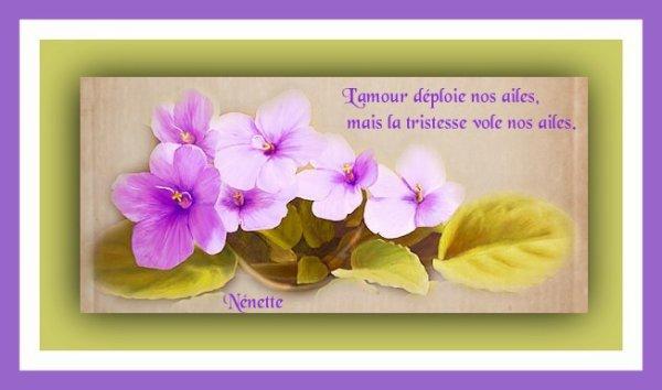 L'amour...........