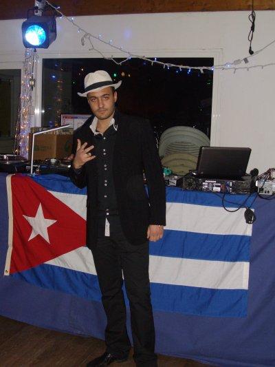 yo en mode cubano